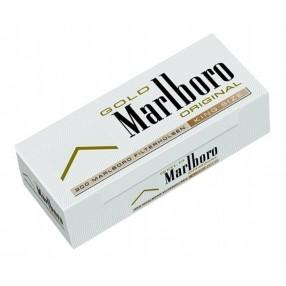 Marlboro Gold Orginal Hülsen 200Stk